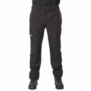 Trespass Passcode Mosquito Repellent Trousers - Black