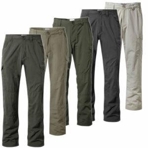 CMJ367 Craghoppers NosiLife Cargo Trousers