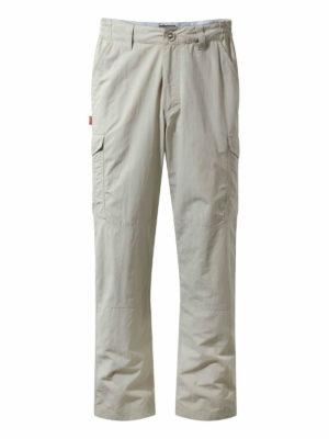 CMJ367 Craghoppers NosiLife Cargo Trousers - Desert Sand