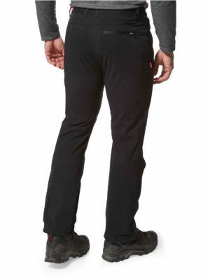 CMJ490 Craghoppers NosiLife Pro Trousers - Black - Back
