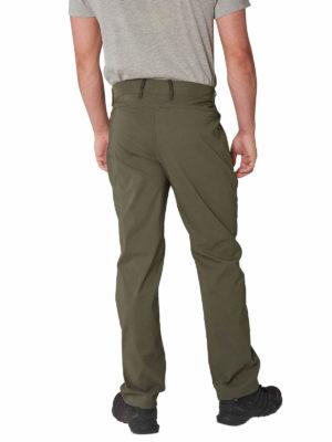 CMJ494 Craghoppers SmartDry Kiwi Pro Trousers - Dark Khaki - Back