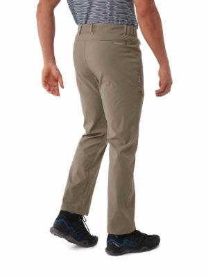 CMJ494 Craghoppers SmartDry Kiwi Pro Trousers - Pebble - Back