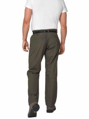 CMJ505 Craghoppers NosiDefence Boulder Trousers - Bark - Back