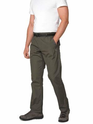 CMJ505 Craghoppers NosiDefence Boulder Trousers - Bark - Front