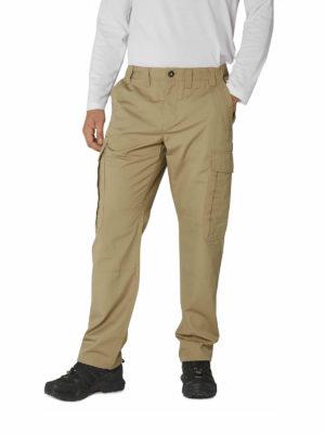 CMJ506 Craghoppers Kiwi Ripstop Trousers - Raffia - Front