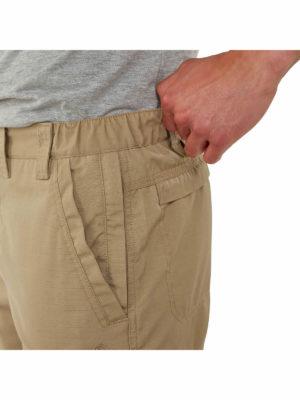 CMJ506 Craghoppers Kiwi Ripstop Trousers - Waistband
