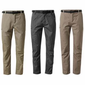 CMJ521 Craghoppers NosiDefence Boulder Slim Trousers