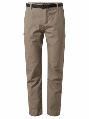 CMJ521 Craghoppers NosiDefence Boulder Slim Trousers - Bark