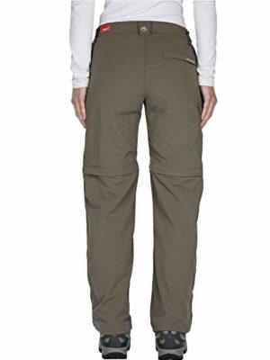 CWJ1035 Craghoppers NosiLife Convertible Trousers - Cafe Au Lait - Back