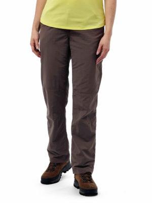 CWJ1111 Craghoppers NosiLife Trousers - Cafe Au Lait - Front