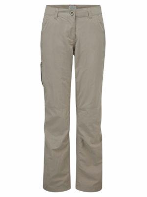 CWJ1111 Craghoppers NosiLife Trousers - Mushroom