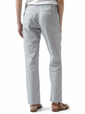 CWJ1116 Craghoppers Odette Trousers - China Blue - Back
