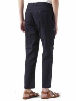 CWJ1116 Craghoppers SolarShield Odette Trousers - Dark Navy - Back