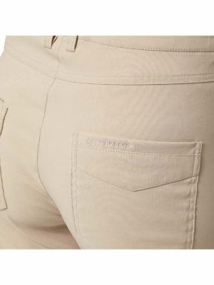 CWJ1172 Craghoppers NosiDefence Adventure Trousers - Back Pocket