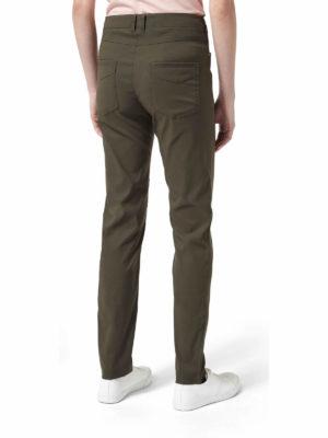 CWJ1172 Craghoppers NosiDefence Adventure Trousers - Mid Khaki - Back