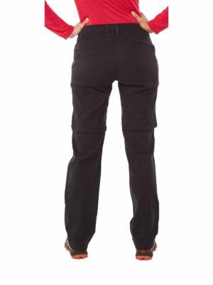 CWJ1203 Craghoppers Kiwi Pro Convertible Trousers - Dark Navy - Back