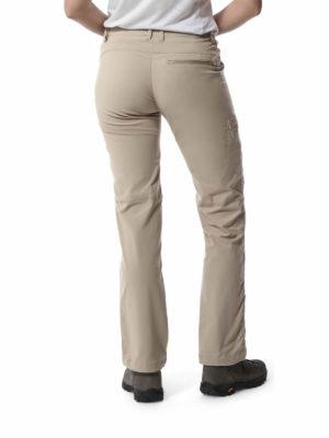 CWJ1208 Craghoppers NosiLife Pro Trousers - Mushroom - Back