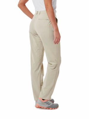 CWJ1216 Craghoppers NosiLife Trousers - Desert Sand - Back