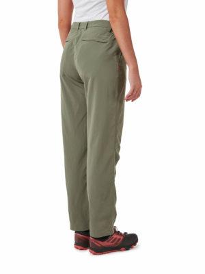 CWJ1216 Craghoppers NosiLife Trousers - Soft Moss - Back