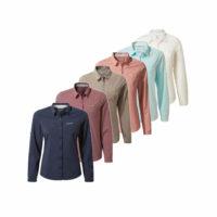 CWS471 Craghoppers NosiLife Bardo Shirt