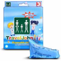 Travel John Junior - 3 Pack