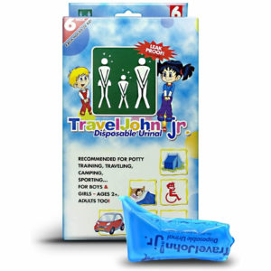 Travel John Junior - 6 Pack