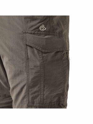 CMJ368 Craghoppers NosiLife Convertible Trousers - Cargo Pocket