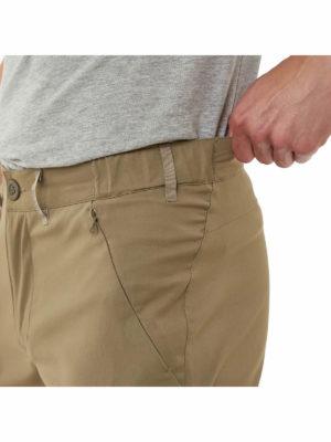 CMJ495 Craghoppers SmartDry Kiwi Pro Convertible Trousers - Elasticated Waist