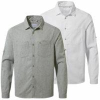 CMS653 Craghoppers NosiBotanical Villar Shirt