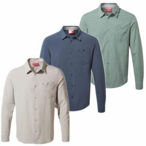 CMS659 Craghoppers NosiLife Hedley Shirt