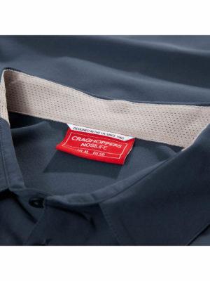 CMS659 Craghoppers NosiLife Hedley Shirt - Cooling Collar