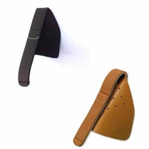 Nozkon Nose Shield - Large Twin - Black and Tan