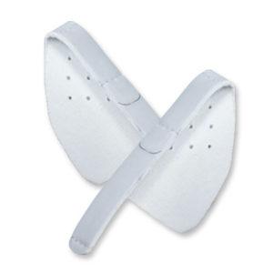 Nozkon Nose Shield - Large Twin - White