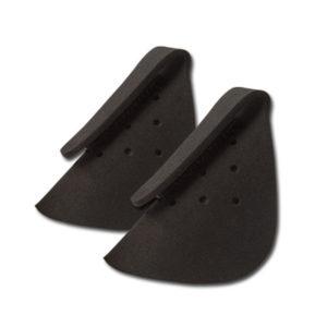 Nozkon Nose Shield - Standard Twin - Black