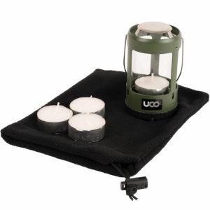 UCO Mini Candle Lantern Kit - Green