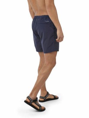 CMM007 Craghoppers NosiLife Medici Board Shorts - Blue Navy - Back