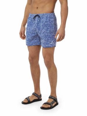 CMM007 Craghoppers NosiLife Medici Board Shorts - Lapis Blue - Front