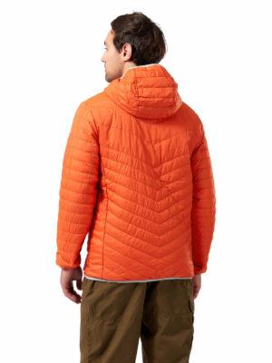 CMN254 Craghopppers Compresslite Jacket - Marmalade - Back