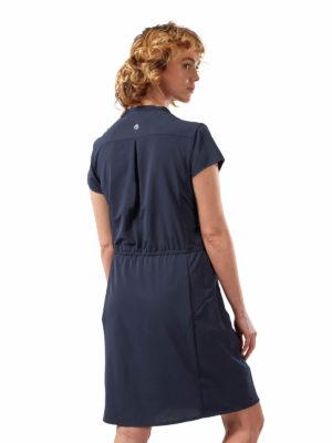 CWD022 Craghoppers NosiLife Pro Dress - Blue Navy - Back