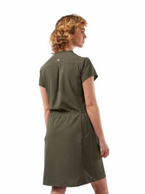 CWD022 Craghoppers NosiLife Pro Dress - Woodland Green - Back