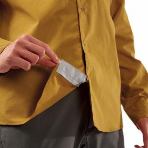 CMS661 Craghoppers NosiDefence Kiwi Ridge Shirt - Glasses Wipe