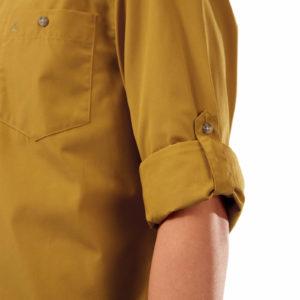 CMS661 Craghoppers NosiDefence Kiwi Ridge Shirt - Sleeves