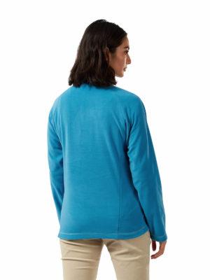 CWA265 Craghoppers Miska Fleece - Mediterranean Blue - Back