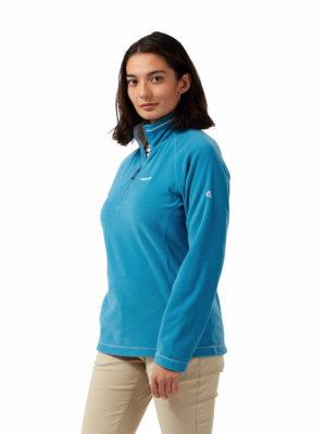 CWA265 Craghoppers Miska Fleece - Mediterranean Blue - Front