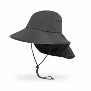 1001 Sunday Afternoons Adventure Hat - Black