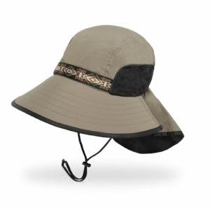 1001 Sunday Afternoons Adventure Hat - Sand