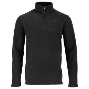 JAC098 Highlander Ember Fleece - Black