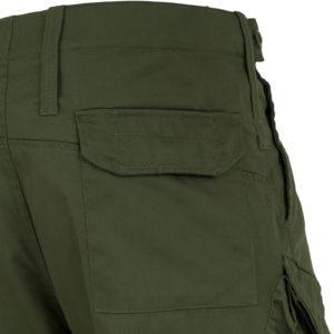 TR146 Highlander Delta Trousers - Back Pocket