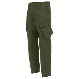 TR146 Highlander Delta Trousers - Olive - Front